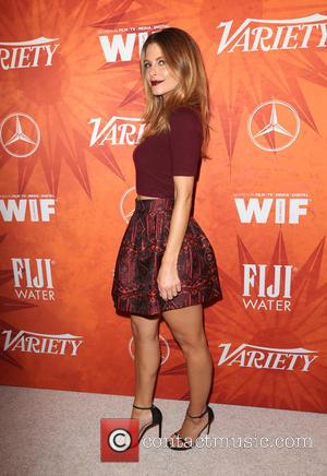 Maria Menounos - Variety and Women in Film Pre-Emmy Celebration Party sponsored by Mercedes-Benz and Fiji Water at Gracias Madre...