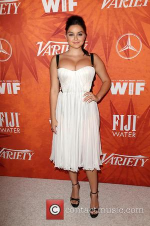 Ariel Winter - Variety and Women in Film Pre-Emmy Celebration Party sponsored by Mercedes-Benz and Fiji Water at Gracias Madre...