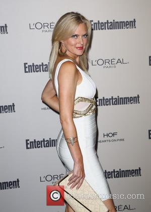 Elaine Hendrix - 2015 Entertainment Weekly Pre-Emmy Party at Fig & Olive Melrose Place - Arrivals at Fig & Olive...