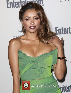 Kat Graham - 2015 Entertainment Weekly Pre-Emmy Party at Fig & Olive Melrose Place - Arrivals at Fig & Olive...