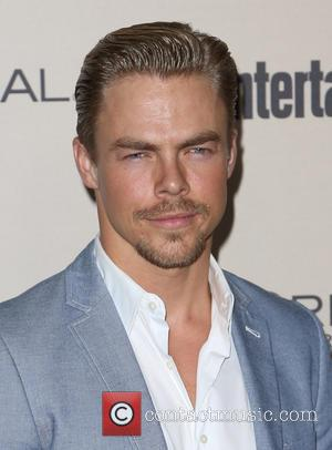 Derek Hough - 2015 Entertainment Weekly Pre-Emmy Party at Fig & Olive Melrose Place - Arrivals at Fig & Olive...