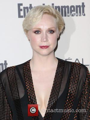 Gwendoline Christie - 2015 Entertainment Weekly Pre-Emmy Party at Fig & Olive Melrose Place - Arrivals at Fig & Olive...