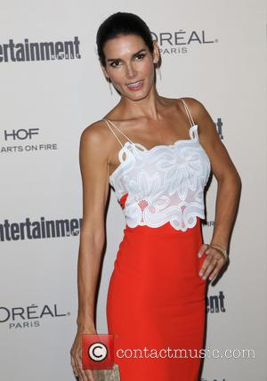 Angie Harmon - 2015 Entertainment Weekly Pre-Emmy Party at Fig & Olive Melrose Place - Arrivals at Fig & Olive...