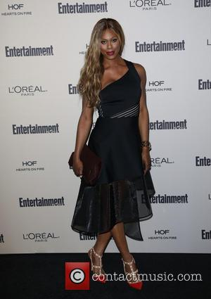 Laverne Cox - 2015 Entertainment Weekly Pre-Emmy Party at Fig & Olive Melrose Place - Arrivals at Fig & Olive...