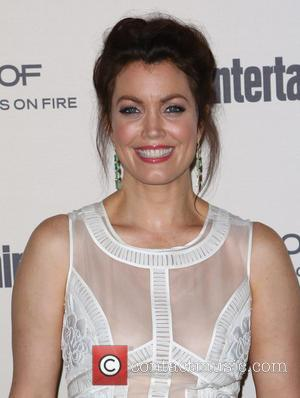 Bellamy Young - 2015 Entertainment Weekly Pre-Emmy Party at Fig & Olive Melrose Place - Arrivals at Fig & Olive...
