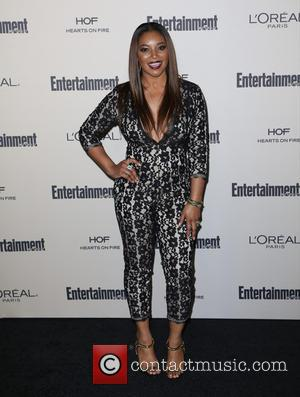 Tamala Jones - 2015 Entertainment Weekly Pre-Emmy Party at Fig & Olive Melrose Place - Arrivals at Fig & Olive...