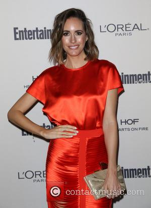 Louise Roe - 2015 Entertainment Weekly Pre-Emmy Party at Fig & Olive Melrose Place - Arrivals at Fig & Olive...