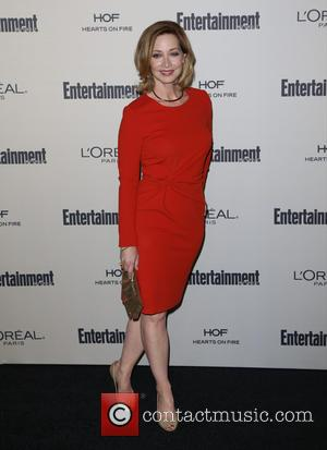 Sharon Lawrence - 2015 Entertainment Weekly Pre-Emmy Party at Fig & Olive Melrose Place - Arrivals at Fig & Olive...