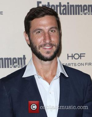 Pablo Schreiber - 2015 Entertainment Weekly Pre-Emmy Party at Fig & Olive Melrose Place - Arrivals at Fig & Olive...