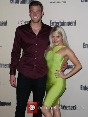 Witney Carson , Guest - 2015 Entertainment Weekly Pre-Emmy Party at Fig & Olive Melrose Place - Arrivals at Fig...