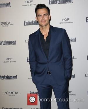 Cheyenne Jackson - 2015 Entertainment Weekly Pre-Emmy Party at Fig & Olive Melrose Place - Arrivals at Fig & Olive...