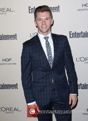 Travis Wall - 2015 Entertainment Weekly Pre-Emmy Party at Fig & Olive Melrose Place - Arrivals at Fig & Olive...