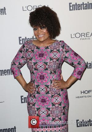 Yvette Nicole Brown - 2015 Entertainment Weekly Pre-Emmy Party at Fig & Olive Melrose Place - Arrivals at Fig &...