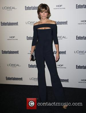 Lisa Rinna - 2015 Entertainment Weekly Pre-Emmy Party at Fig & Olive Melrose Place - Arrivals at Fig & Olive...