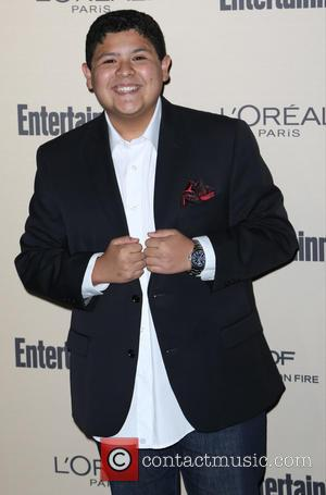Rico Rodriguez - Celebrities attend 2015 Entertainment Weekly Pre-Emmy Party at Fig & Olive Melrose Place. at Fig & Olive...