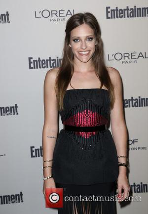 Carly Chaikin - Celebrities attend 2015 Entertainment Weekly Pre-Emmy Party at Fig & Olive Melrose Place. at Fig & Olive...