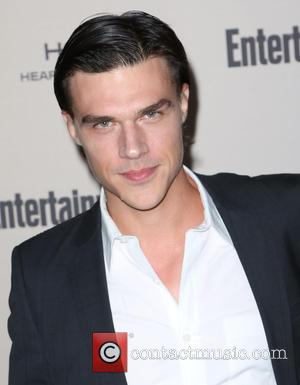 Finn Wittrock - Celebrities attend 2015 Entertainment Weekly Pre-Emmy Party at Fig & Olive Melrose Place. at Fig & Olive...
