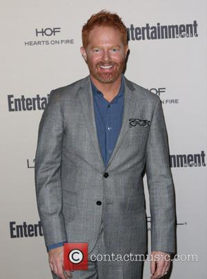 Jesse Tyler Ferguson - Celebrities attend 2015 Entertainment Weekly Pre-Emmy Party at Fig & Olive Melrose Place. at Fig &...