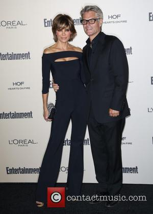 Lisa Rinna , Harry Hamlin - Celebrities attend 2015 Entertainment Weekly Pre-Emmy Party at Fig & Olive Melrose Place. at...