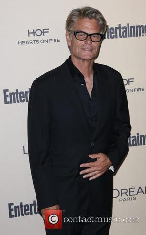 Harry Hamlin - Celebrities attend 2015 Entertainment Weekly Pre-Emmy Party at Fig & Olive Melrose Place. at Fig & Olive...
