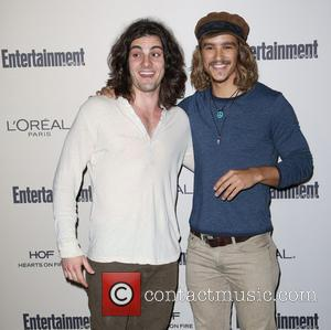 Brenton Thwaites and Guest