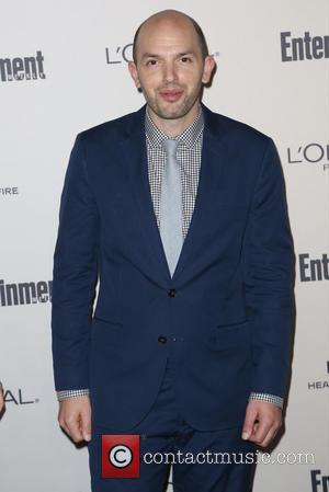Paul Scheer - Celebrities attend 2015 Entertainment Weekly Pre-Emmy Party at Fig & Olive Melrose Place. at Fig & Olive...
