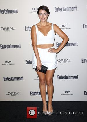 Angelique Cabral - Celebrities attend 2015 Entertainment Weekly Pre-Emmy Party at Fig & Olive Melrose Place. at Fig & Olive...