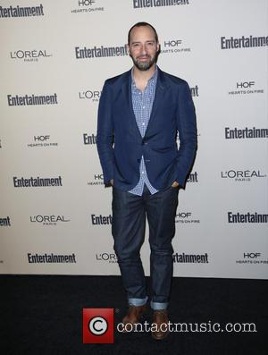 Tony Hale - Celebrities attend 2015 Entertainment Weekly Pre-Emmy Party at Fig & Olive Melrose Place. at Fig & Olive...