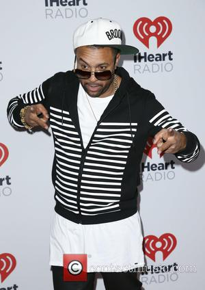 Shaggy - iHeartRadio Music Festival 2015 at the MGM Grand Garden Arena - Day 1 - Arrivals at MGM Grand...