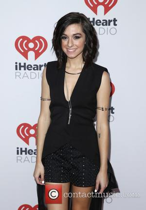 Christina Grimmie Honoured At Iheartradio