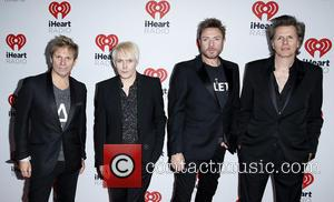 Duran Duran - iHeartRadio Music Festival 2015 at the MGM Grand Garden Arena - Day 1 - Arrivals at MGM...