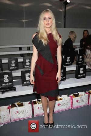 Diana Vickers - London Fashion Week Spring/Summer 2016 - Jean-Pierre Braganza - Front Row at London Fashion Week - London,...