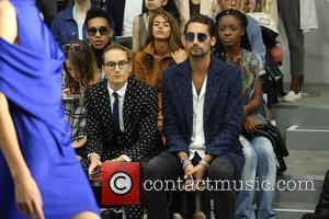 Oliver Proudlock , Hugo Taylor - London Fashion Week Spring/Summer 2016 - Jean-Pierre Braganza - Front Row at London Fashion...