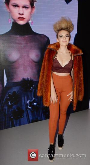 Thalia, London Fashion Week