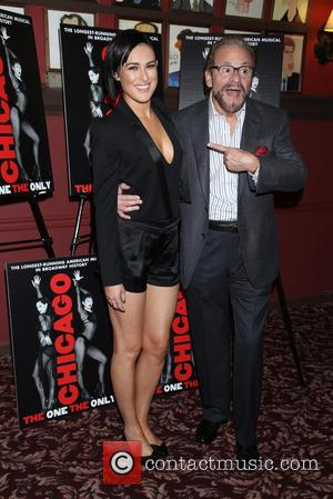 Rumer Willis , Barry Weissler - Photo call for Rumer Willis, who will make her Broadway debut in the musical...