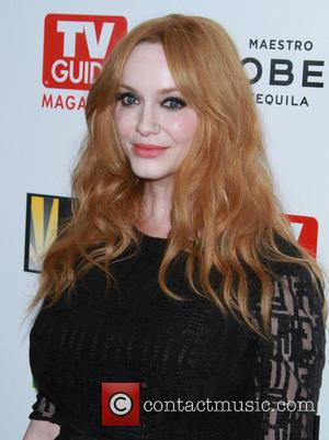Christina Hendricks - TV Guide and TV Insider present The Television Industry Advocacy Awards Gala held at the Sunset Tower...