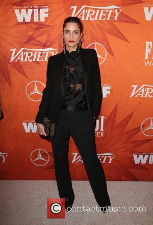 Amanda Peet - Variety and Women in Film Pre-Emmy Celebration Party sponsored by Mercedes-Benz and Fiji Water at Gracias Madre...