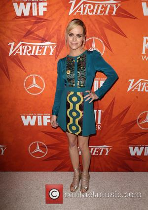 Taryn Manning - Variety and Women in Film Pre-Emmy Celebration Party sponsored by Mercedes-Benz and Fiji Water at Gracias Madre...