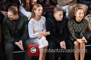 Professor Green, Millie Mackintosh, Ella Eyre and Lewi Morgan