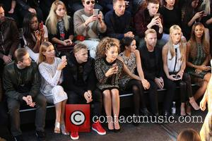 Professor Green, Millie Mackintosh, Ella Eyre, Lewi Morgan, Ronan Keating, Storm Uechtritz, Rochelle Humes and Andrea Corr