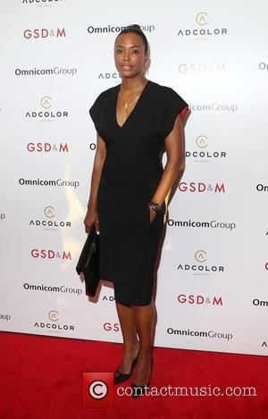 Aisha Tyler - The 9th Annual ADCOLOR Awards held at Pier Sixty - New York, New York, United States -...