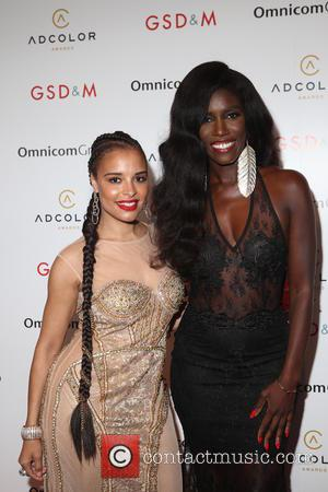 Antonique Smith , Bozoma Saint John - The 9th Annual ADCOLOR Awards held at Pier Sixty - New York, New...