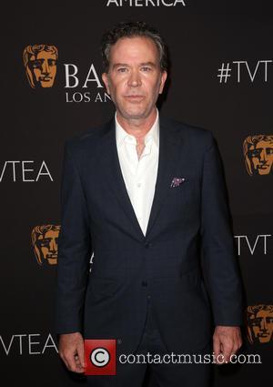 Timothy Hutton - BAFTA Los Angeles TV Tea 2015 at the SLS Hotel - Arrivals at SLS Hotel - Beverly...
