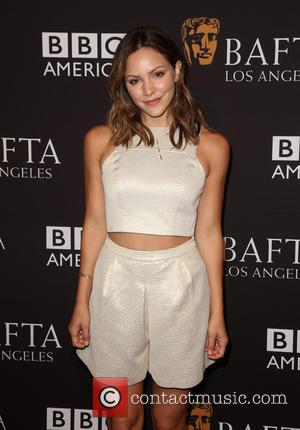 Katharine McPhee - BAFTA Los Angeles TV Tea 2015 at the SLS Hotel - Arrivals at SLS Hotel - Beverly...
