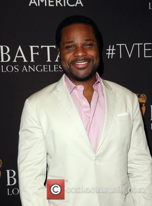 Malcolm-Jamal Warner - BAFTA Los Angeles TV Tea 2015 at the SLS Hotel - Arrivals at SLS Hotel - Beverly...