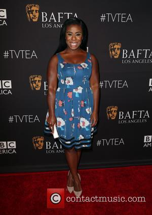 Uzo Aduba - BAFTA Los Angeles TV Tea 2015 at the SLS Hotel - Arrivals at SLS Hotel - Beverly...