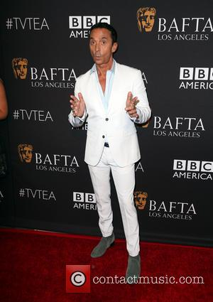 Bruno Tonioli - BAFTA Los Angeles TV Tea 2015 at the SLS Hotel - Arrivals at SLS Hotel - Beverly...