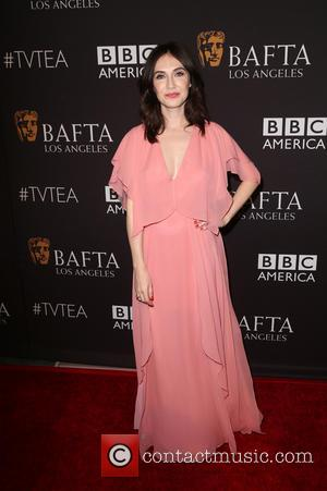 Carice van Houten - BAFTA Los Angeles TV Tea 2015 at the SLS Hotel - Arrivals at SLS Hotel -...