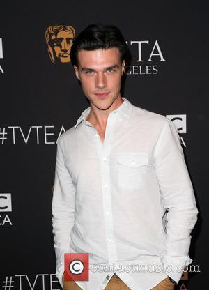 Finn Wittrock - BAFTA Los Angeles TV Tea 2015 at the SLS Hotel - Arrivals at SLS Hotel - Beverly...