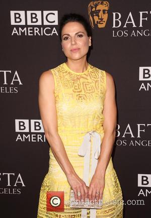 Lana Parrilla - BAFTA Los Angeles TV Tea 2015 at the SLS Hotel - Arrivals at SLS Hotel - Beverly...